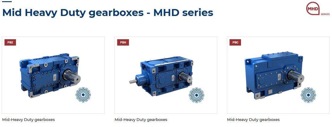 Motovario Heavy Duty Gearbox