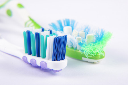 Dental Tip - Change Toothbrush