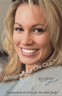 whitening for life club
