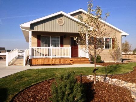 Habitat For Humanity Idaho Falls Area Current Home