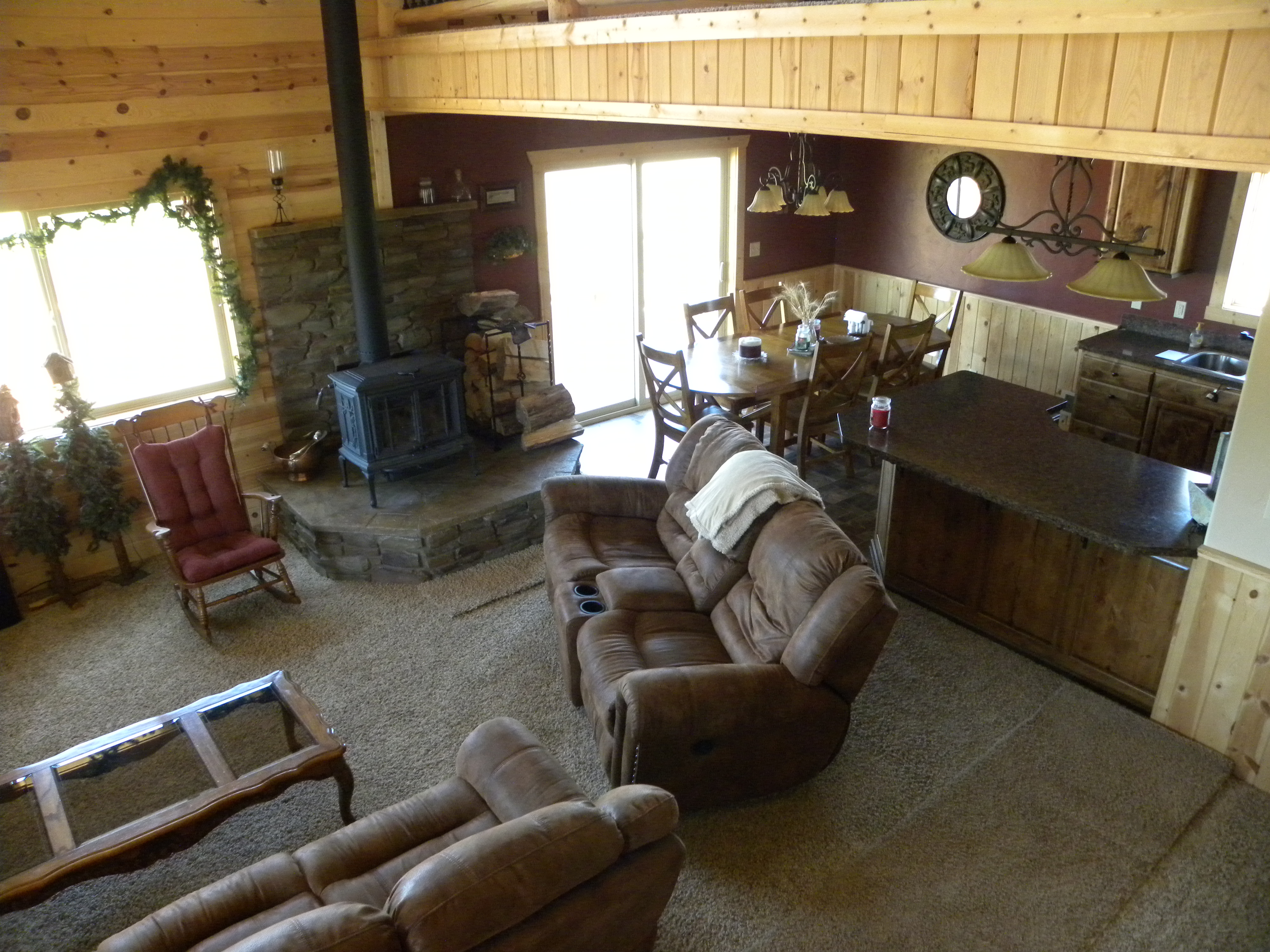 for more cabins frontporch rentals park near check island cabin this sale below yellowstone in idaho