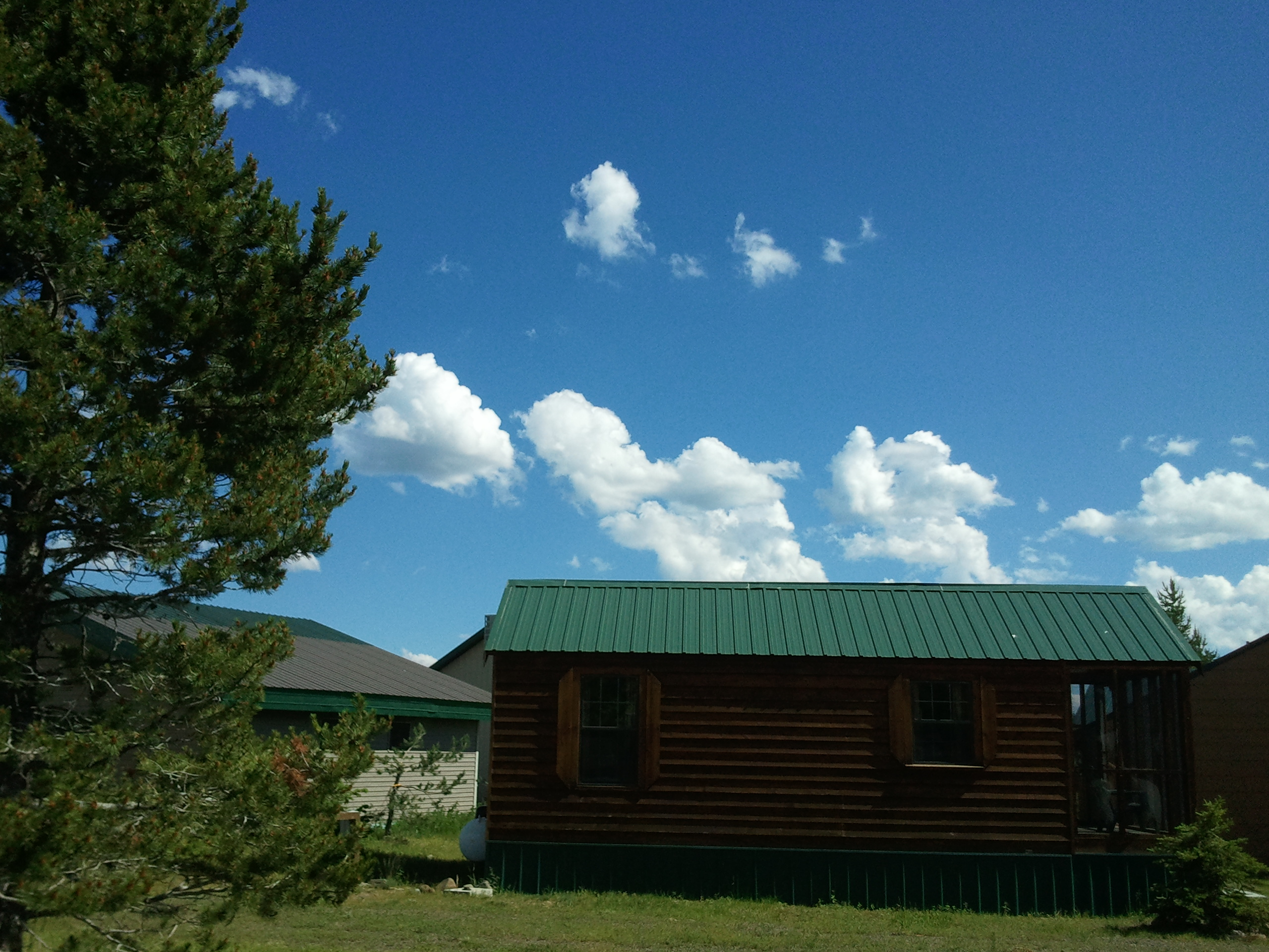 Cozy Cabin At The Enchanted Forest Island Park Idaho Yellowstone National Park Rental