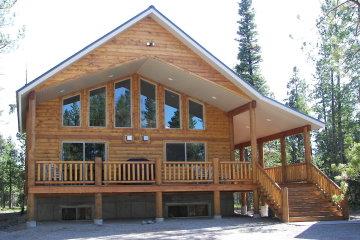Huckleberry Lodge Island Park Idaho Yellowstone National Park