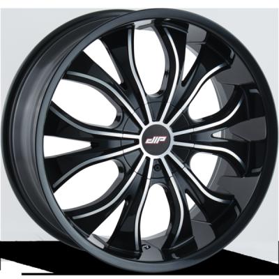 Hustler machine performance wheels