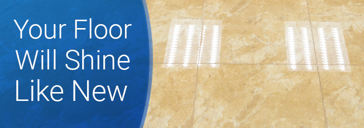 Your Floor Will Shine like New