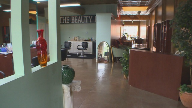 The beauty box salon spa of kinston nc about us for About us beauty salon