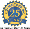 EZ-NetTools in Business Over 25 Years