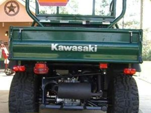 Kawasaki Street Legal Kits For Kawasaki Mule Pro Sx