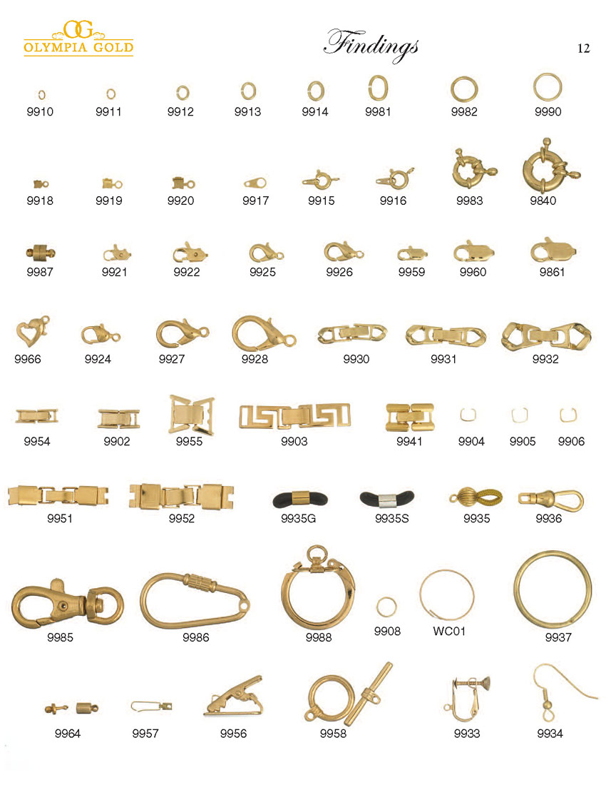 types of jewelry clasps types bracelet clasps jewelry flatheadlake3on3 2501