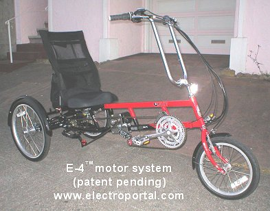 Electric bicycle motor kits, electric bicycles, electric